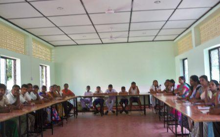 Kotiyagala Kanishta Vidyalaya Science Lab