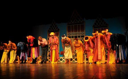 Ridma Rassa Parassa Sinhala Stage Drama